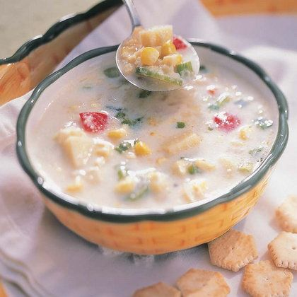 Dumbo's Corn Chowder