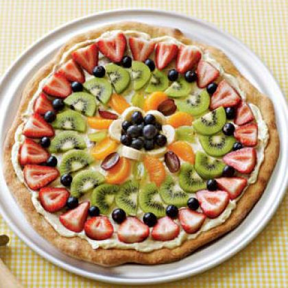 Lilo's Summer Fruit Pizza