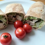 Protein Powered Lunch Wraps