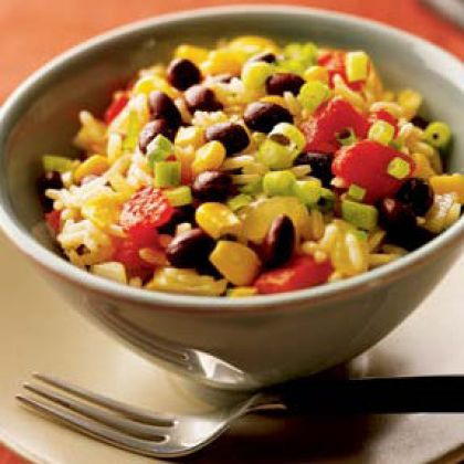 Sebastian's Smoky Rice and Beans