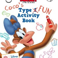 Cocos Type Fun Activity Book