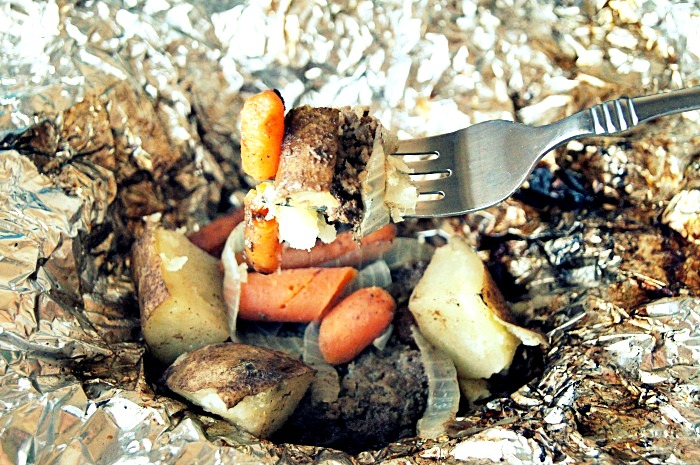 Campfire Hobo Packets