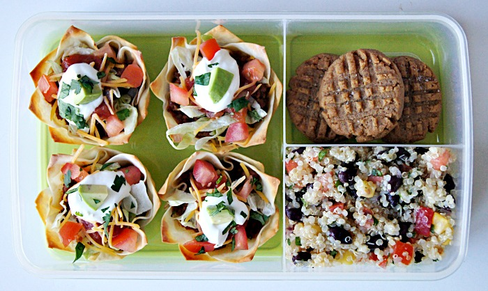 Make This Easy-But-Delish Lunchbox