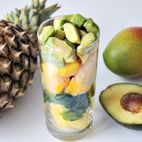 Tropical Paradise Green Smoothie Pack